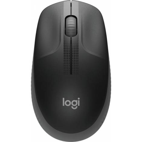 Logitech M190 Wireless Mouse Charcoal Black