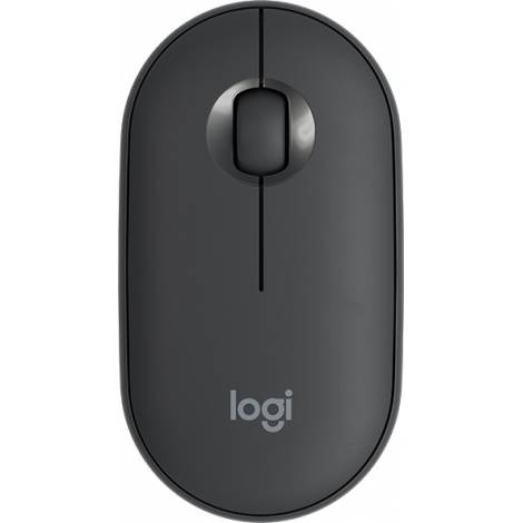 Logitech Pebble M350 Graphite - Wireless Mouse