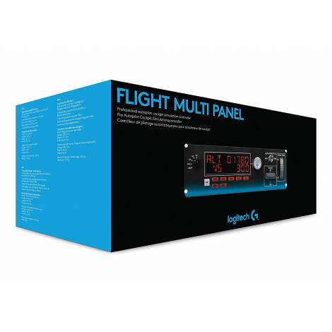 LOGITECH Pro Flight Multi Panel  (945-000009)