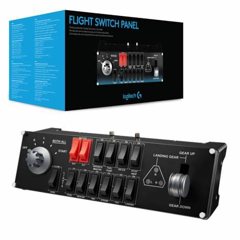 LOGITECH Pro Flight Switch Panel   (945-000012)