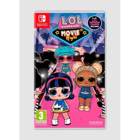 L.O.L. SURPRISE: MOVIE NIGHT (Nintendo Switch)