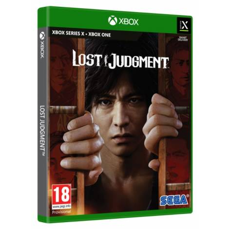 Lost Judgment (Xbox One/Series X)