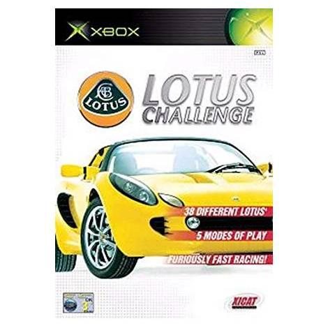 Lotus Challenge  (XBOX)  (CD Μονο)