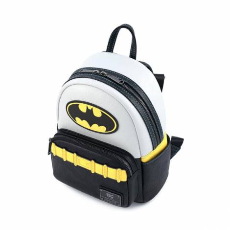 Loungefly Dc Comics: Vintage Batman Cosplay Mini Backpack (DCCBK0041)