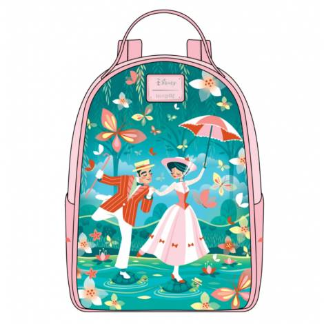 Loungefly Disney Mary Poppins Jolly Holiday Mini Backpack (WDBK1531)