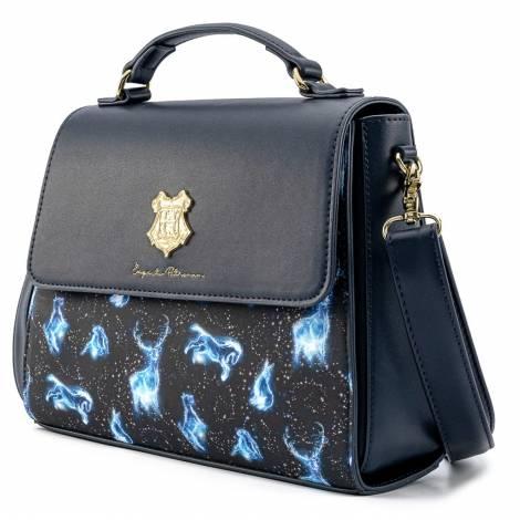 Loungefly Harry Potter Patronus AOP Crossbody Bag (HPTB0147)
