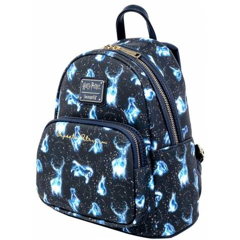 Loungefly Harry Potter Patronus AOP Mini Backpack (HPBK0117)