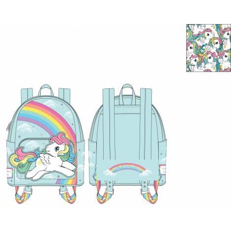 Loungefly Hasbro My Little Pony Starshine Rainbow Mini Backpack (MLPBK0020)