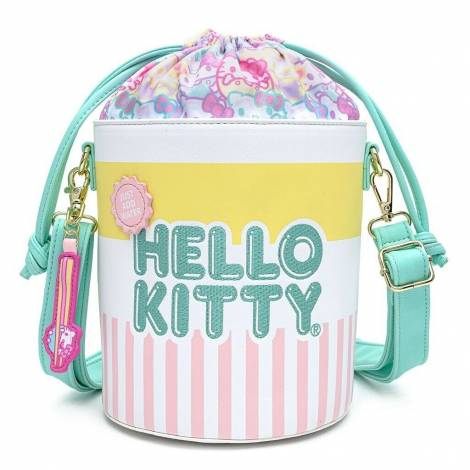 Loungefly Hello Kitty - Cup O Kitty Crossbody Bag (SANTB1622)