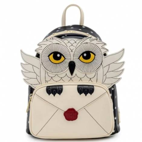 Loungefly Lf Harry Potter Hedwig Howler Mini Backpack (HPBK0129)