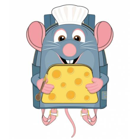 Loungefly Pixar Ratatouille Chef Cosplay Mini Backpack (WDBK1526)