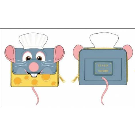 Loungefly Pixar Ratatouille Chef Cosplay Wallet (WDWA1594)