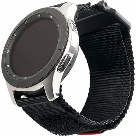 Λουράκι UAG Active Strap for Samsung Galaxy Watch (42mm)/Active 2, Black (29181A114040)