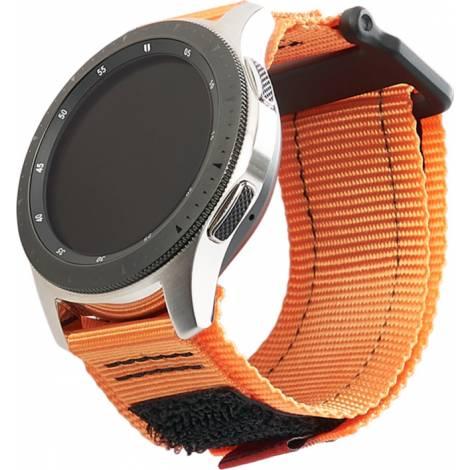 Λουράκι UAG Active Strap για SAMSUNG Galaxy Watch 42mm και Galaxy Watch Active - ΠΟΡΤΟΚΑΛΙ - (29181A114097)