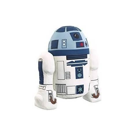 Λούτρινο 38εκ με κουτί δώρου R2-D2-μιλάει (UND00496)