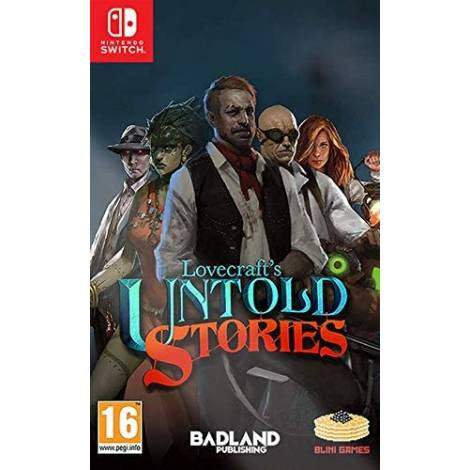 Lovecraft's Untold Stories (Nintendo Switch)