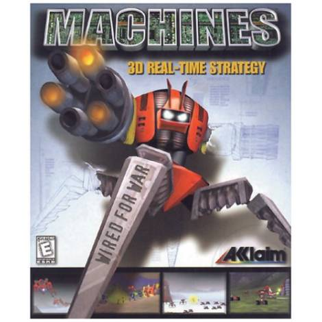 Machines wired for war (Cd Only) (PC)