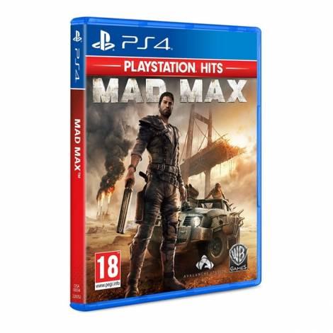 Mad Max Hits (Ps4)