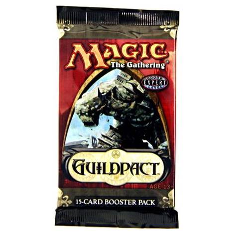 Magic The Gathering - Guildpact Booster Pack