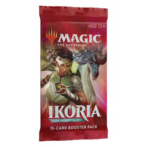 Magic The Gathering : Ikoria - Lair Of Behemoths Booster Pack