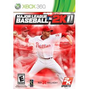Major League Baseball 2K11 (XBOX 360)