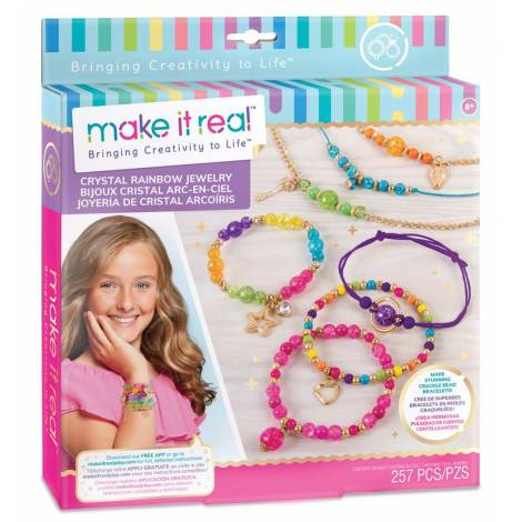 Make it Real - Crystal Rainbow Jewelry (1315)