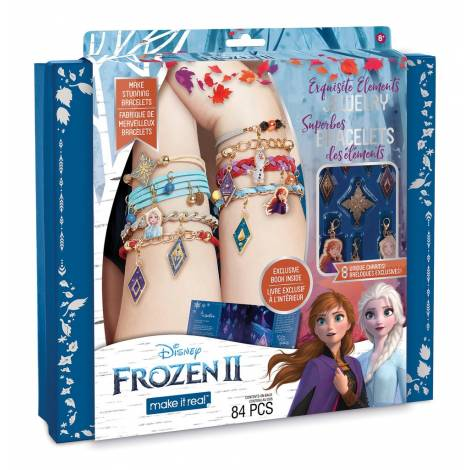 Make it Real Disney Frozen II - Exquisite Elements Jewelry (4323)