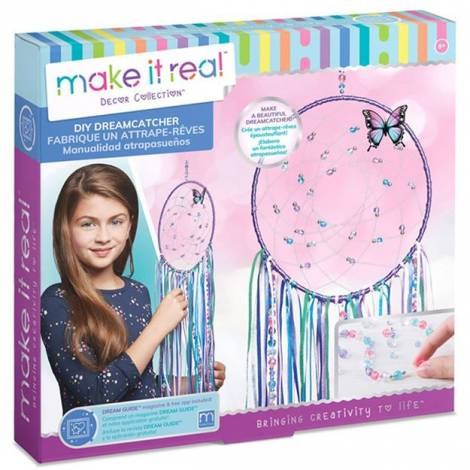 Make it Real - DIY Dreamcatcher (1403)