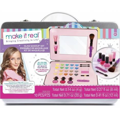 Make it Real: Glam Makeup Set (2506)