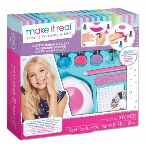 Make it Real - Glitter Dream Nail Spa (2462)