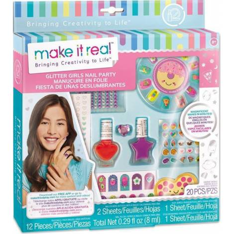 Make it Real - Glitter Girls Nail Party (2306)