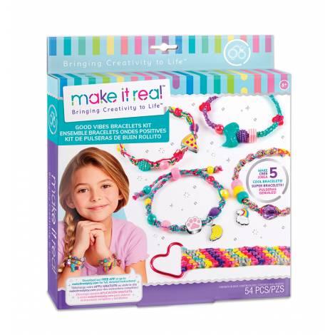 Make it Real: Good Vibes Bracelets Kit (1316)