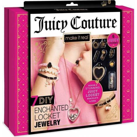 Make it Real - Juicy Couture 7 DIY Enchanted Locket Jewellery (4405)