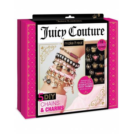 Make it Real Juicy Couture: Chains & Charms (4404)