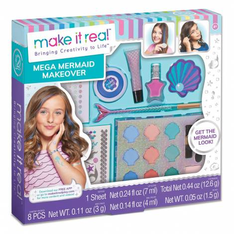 Make it Real - Mega Mermaid Makeover (2460)