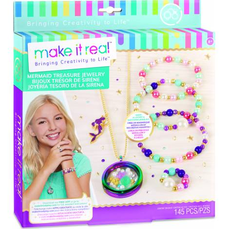 Make it Real - Mermaid Treasure Jewelry (1306)
