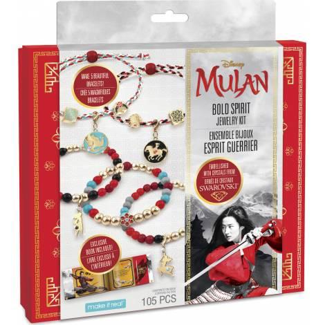 Make it Real: Mulan Bold Spirit Jewelry Kit With Swarovski® (4383)