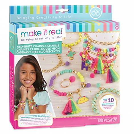 Make it Real - Neo-Brite Chains & Charms (1313)