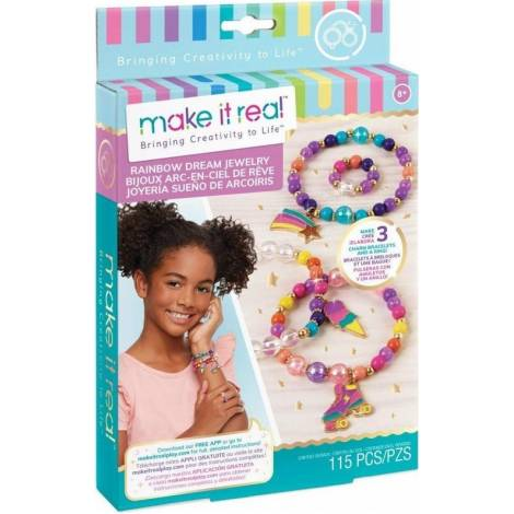 Make it Real - Rainbow Dream Jewellery (1204)