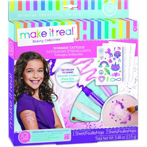 Make it Real - Shimmer Tattoos (2304)