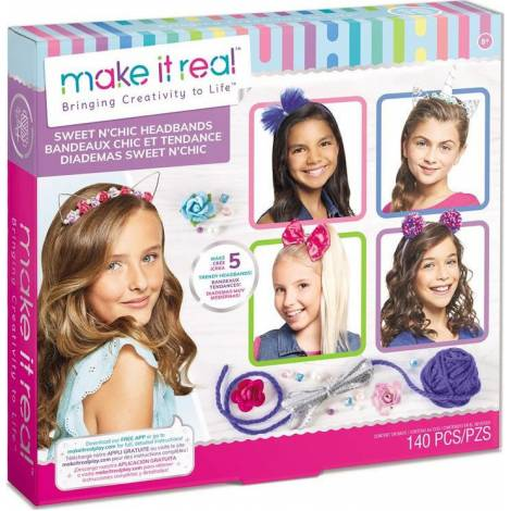 Make it Real - Sweet N' Chic Headbands (1404)