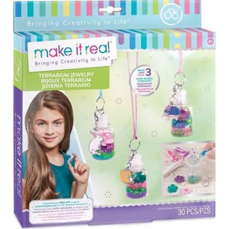 Make it Real - Terrarium Jewelry (1305)