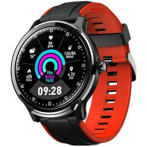 Manta Smartwatch With BP Measurement 1.3
