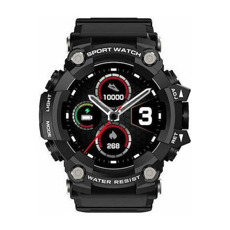Manta Strong Waterproof Smartwatch With BP (SWT03BP)
