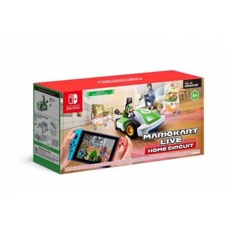 Mario Kart Live: Home Circuit - Luigi Set  (Nintendo Switch)
