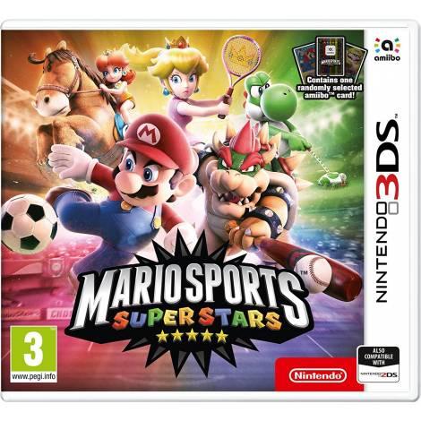 Mario Sports: Superstars  (NINTENDO 3DS)