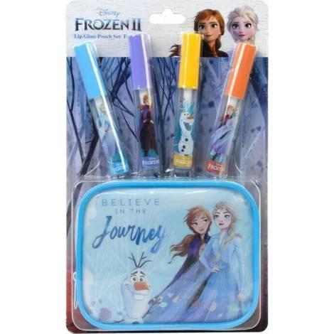 Markwins: Disney Frozen II Lip Gloss & Pouch Set (1580158E)