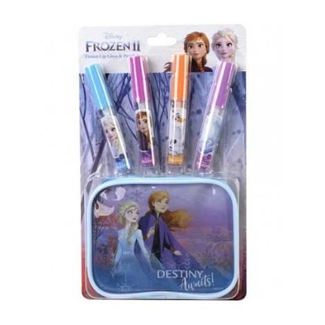 Markwins : Disney Princess Frozen II Lip Gloss & Pouch Set (1599004E)
