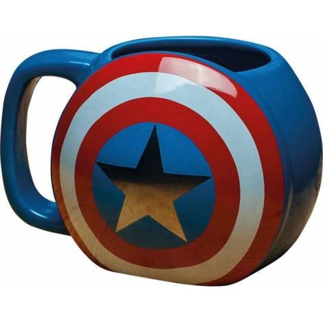 Marvel Avengers - Captain America Shield Mug (PP4066MA)