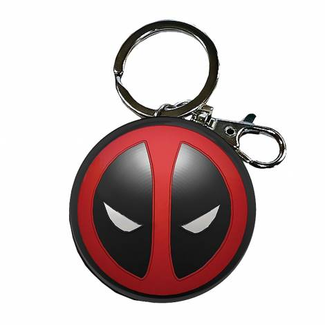Marvel - Deadpool Metal Keychain (KEYSMC015) - χτυπημένο το κουτάκι